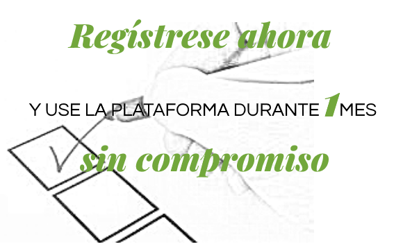 Registro en GERIGES Chile